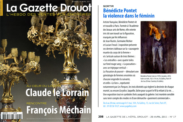 la gazette drouot - avril 2011